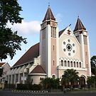 Cathedral of the Roman Church, Malang by buildings