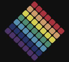 Rainbow Diamond by joshdbb