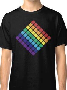Rainbow Diamond Classic T-Shirt