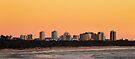 Gold Coast Sunrise by Odille Esmonde-Morgan