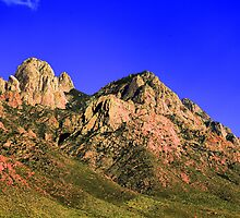 Organ Mountains by Kwon Ekstrom