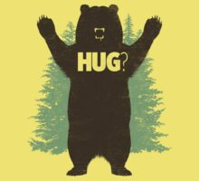 Bear Hug (Reworked) Kids Clothes