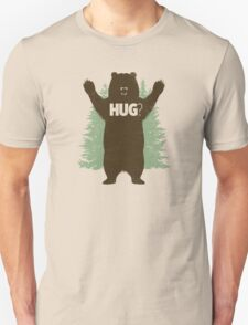 Bear Hug (Reworked) T-Shirt