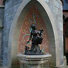 La Fountaine de Cindrillon by Hope A. Burger