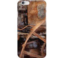 Steampunk - Machine - The industrial age iPhone Case/Skin