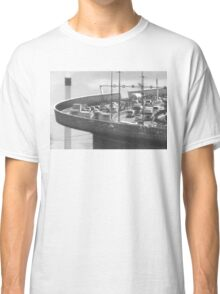 Hole in the Fence - West Gate Bridge Classic T-Shirt