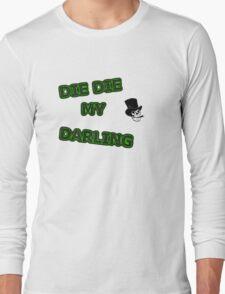 Die, Die Misfits inspired tee Long Sleeve T-Shirt