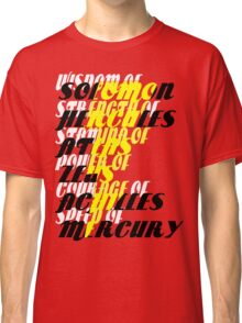 Shazam! Classic T-Shirt