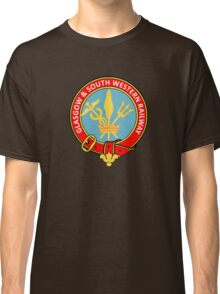 Glasgow and South Western Railway (G&SWR) Historical Classic T-Shirt