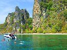 Phi Phi Island by Margaret Stevens