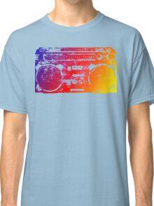 Old School Boombox Classic T-Shirt