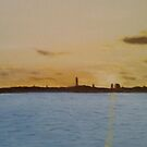 Provincetown Sunset by Ken Pratt