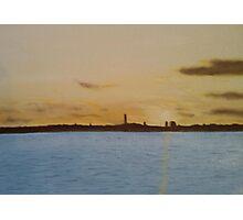 Provincetown Sunset Photographic Print