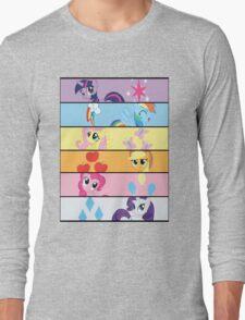 6 Mane LRG Long Sleeve T-Shirt