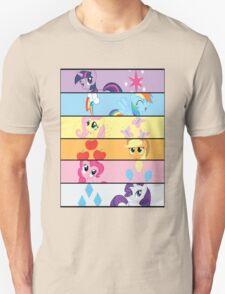6 Mane LRG T-Shirt