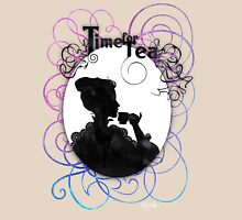 Time For Tea Womens Fitted T-Shirt