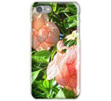 A Gentle Pink Close UP iPhone Case/Skin