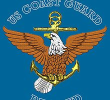 US Coast Guard Retired by henrytheartist