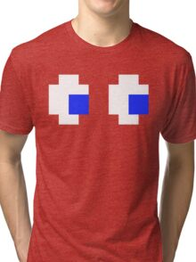 Pac Ghost Tri-blend T-Shirt