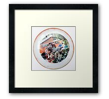 The Unity of Subject & Object Framed Print