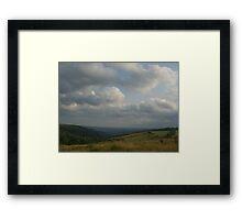 Spruce Knob, WV Framed Print