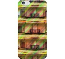 A Very Dull Building Duvet iPhone Case/Skin