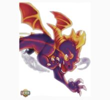 Spyro The Epic Dragon by VanillaGrin