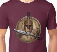 Spartan Remains Unisex T-Shirt