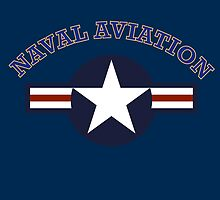 Naval Aviation Roundel by henrytheartist