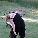 Hoop Trick #2 by AuntieJ