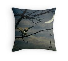 Mourning Dove... Throw Pillow