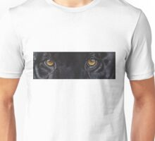 Black Panther Eyes Unisex T-Shirt
