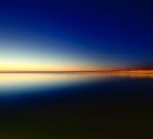 Surreal dawn by Mel Brackstone