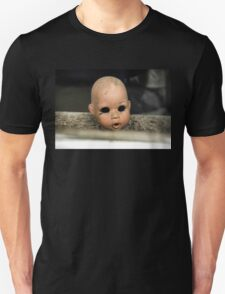 Save Me Steam Punk Doll Head T-Shirt