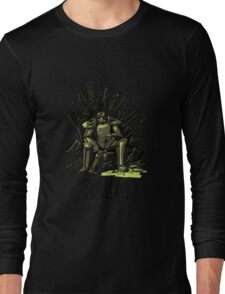 Nuclear winter is coming Long Sleeve T-Shirt