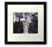 garden of orpheus Framed Print