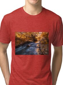 Autumn in Ihlara Valley Tri-blend T-Shirt