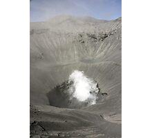Caldera of Bromo Mountain (Gunung Bromo) Photographic Print