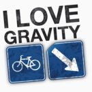 I Love Gravity by Adam1991