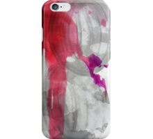 ABSTRACT INK 3 iPhone Case/Skin