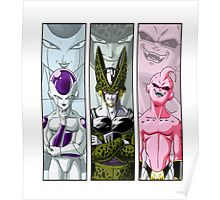 Evil Team - Dragon Ball Poster