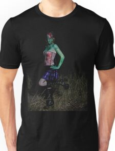 Frankenstein Pin up tee Unisex T-Shirt