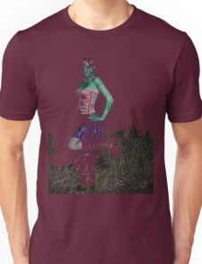 Frankenstein Pin up tee Unisex T-Shirt