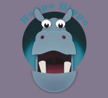 Hoppo Hippo - kiekeboo Kids Clothes