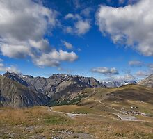 Montagne e nuvole by Dav66