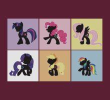 Equestria Girls by RageGrenade
