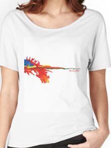 fire born free Women's Relaxed Fit T-Shirt