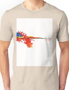 fire born free Unisex T-Shirt