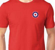 RAF Royal Air Force VVV Roundel Unisex T-Shirt