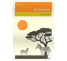 VISIT BOTSWANA Poster